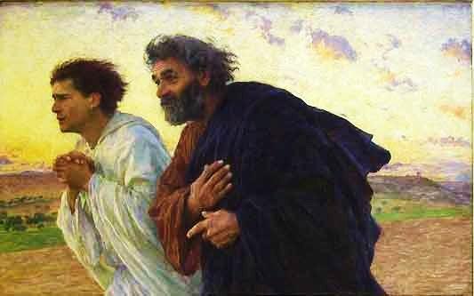 Les-disciples-Pierre-et-Jea