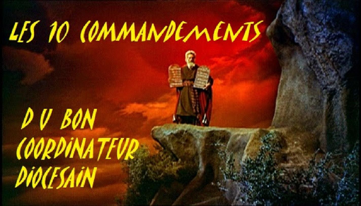 a les 10 commandements