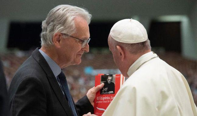 JLM et le Pape