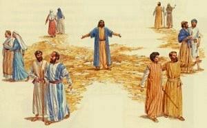 Jésus-envoie-ses-disciples-en-mission